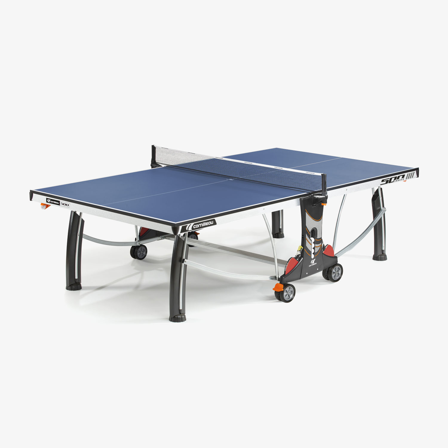 6 INDOOR ping pong table