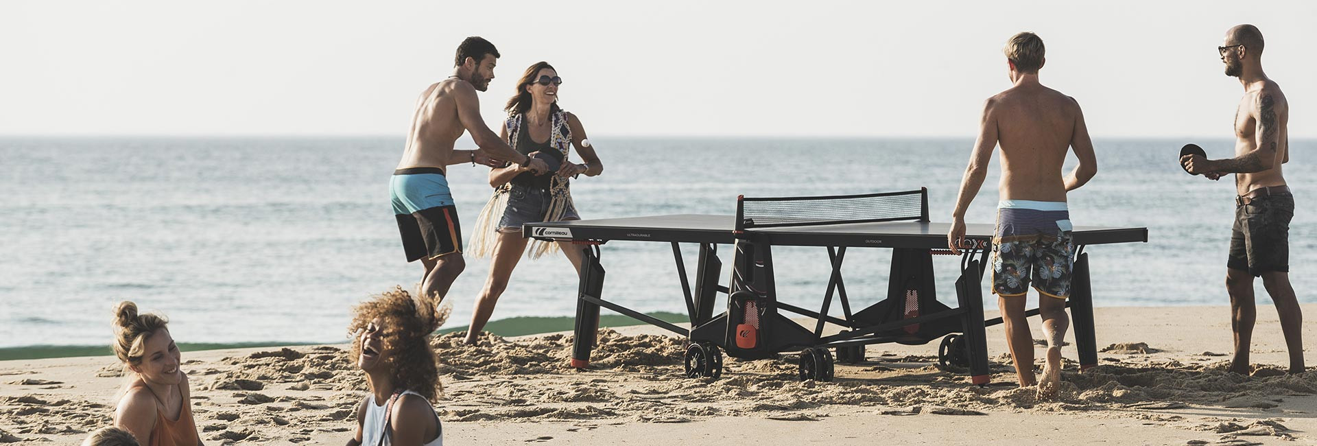 Brand new range of Cornilleau Performance Outdoor Tables